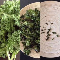 Chips de Kale  #healthysnack #eatclean #eathealthy #kale #enjoy