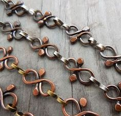 Art Jewelry Elements: Fun With Chain (and No Soldering!)