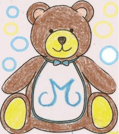 Free Printable Teddy Bear Party Kit