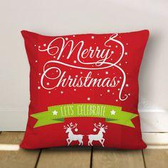 #Christmas #pillow