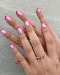 Nagellack Design, Nagellack Trends, Spring Nail Trends, Spring Nails, Winter Trends, Summer Nails, New Nail Trends, Stylish Nails, Trendy Nails