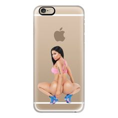 Nicki Minaj Anaconda - iPhone 6s Case,iPhone 6 Case,iPhone 6s Plus... (54 CAD) ❤ liked on Polyvore featuring accessories, tech accessories, iphone case, iphone cover case, iphone cases, slim iphone case and apple iphone case