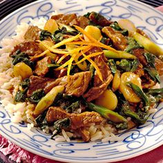 Easy Orange-Beef Stir-Fry: 30-Minute Meal