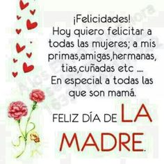 spanish happy mothers day quotes poems from daughter son Short Mothers Day Quotes, Happy Mothers Day Images, Happy Mother Day Quotes, Mother Day Wishes, Mother Quotes, Mom Quotes, Happy Quotes, Famous Quotes, Nice Quotes