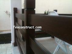 Balustrade din lemn pentru exterior  12 Dining Bench, Exterior, Outdoor Decor, Furniture, Home Decor, Balcony, Decoration Home, Table Bench, Room Decor