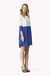 Come and read about the latest Tommy Hilfiger collections and choose your favorite line! Flattering Dresses, Winter Sale, Highlight, Tommy Hilfiger, Frames, Crew Neck, Dresses For Work, Night, Create