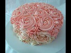 Cómo hacer un pastel de cumpleaños-Parte 2