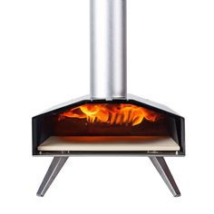 Because brisk weather calls for wood-fired cooking. | The Off Duty Fall 50: Uuni 2S wood-fired oven capable of reaching 930 degrees in 10 minutes and baking Neapolitan-style pies in just 60 seconds, it also sits comfortably atop a picnic table, runs on wood pellets widely available at home and garden stores, and is even portable. Imagine how one of these would heat up tailgating season. $299, uuni.net