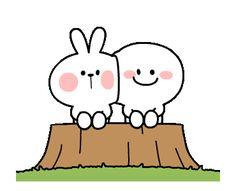 Cute Cartoon Images, E Dawn, Cute Memes, Cute Chibi, Line Sticker, Cute Characters, Anime Comics, Cute Gifts, Avatar