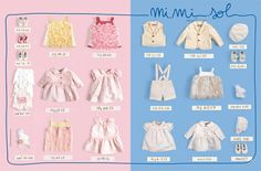 Baby Power! MiMiSol Baby's Trousseau for the newborns: dedicated to all the sweet expectant moms out there. #mimisol #fashion #clothing #clothes #kids #children #childrenswear #kidswear #luxury #babies #baby #pregnant #expectant #newborn #trousseau #ss13 #sping #summer #ss13collection