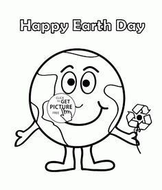 cute earth coloring page for kids coloring pages printables free wuppsycom