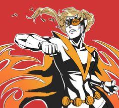 Batfamily Fight Club: Flamebird - http://inkydandy.tumblr.com/