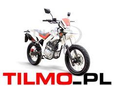MOTOCYKL MOTOR ROMET CRS 50 SUPERMOTO WARSZAWA