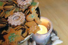 Ein Teig - drei Sorten Plätzchen Spitzbuben, Nutellakekse, Ausstecher
