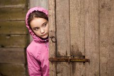 Image result for pictures of a child peeking out from behind a wall