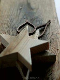 Wooden Star