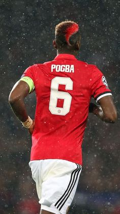 Go to victory with Pogba Paul Pogba Manchester United, Manchester United Champions, Manchester United Players, Best Football Team, Football Players, Pogba Wallpapers, Fotos Do Pokemon, Neymar, Soccer Drawing