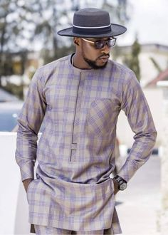 Hello here are some lovely and cute senator wears for the real men out there. These senator wears will make your fashion look more cool. African Wear Styles For Men, African Shirts For Men, African Dresses Men, African Attire For Men, African Clothing For Men, Latest African Fashion Dresses, African Print Fashion, Nigerian Dress Styles, Ok Design