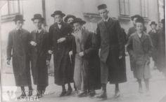 History - Jewish community before 1989 - NowySącz - Virtual Shtetl