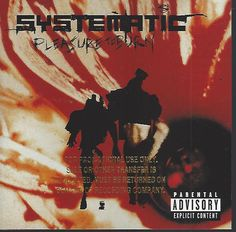 Pleasure to Burn [PA] * by Systematic (CD, Apr-2003, Elektra (Label) Promotional #HardRock