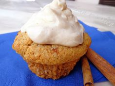 Muffini s datuljama i glazurom od cimeta :: Date muffins with cinnamon frosting   Laka kuharica - Easy Cook