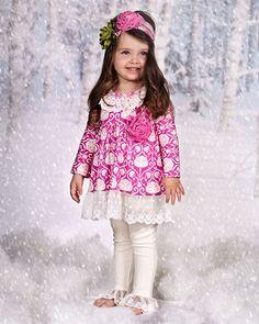 Giggle Moon Baby - Glory Shines Matilda Dress & Legging Set