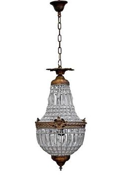 Shop Empire Style Chandelier Small at Interiors Online. Exclusive High End Furniture. OFF First Order & Australia Wide Delivery French Empire Chandelier, Shimmer Lights, Wall Lights, Ceiling Lights, Interiors Online, Simple Furniture, Empire Style, Bedroom Lighting, Ceiling Lamp