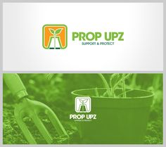 Prop Upz, Logo, Website