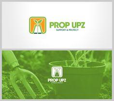 Prop Upz, Logo, Website