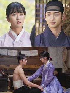 Kim So hyun and Jang Dong Yoon Drama Korea, Korean Drama, Jung Joon Ho, Best Historical Dramas, Romantic Series, Kim Sohyun, Love Rain, Song Hye Kyo, Moon Lovers