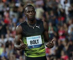 Blog Esportivo do Suíço:  Usain Bolt vence 100m rasos no Golden Spike de Ostrava