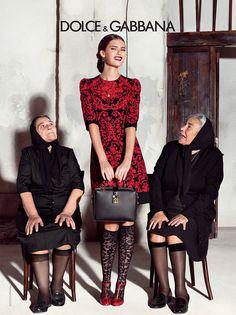 Dolce & Gabbana Donna Estate 2015: Campagna Pubblicitaria