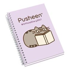 Image result for pusheen diary