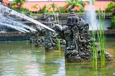 The Pond of the Kingdom, Ayodya Resort, Nusa Dua - Bali, Indonesia