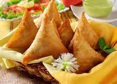 Le Chef Pierre D'Iberville: Samosas (Cuisine indienne)                                                                                                                                                      Plus