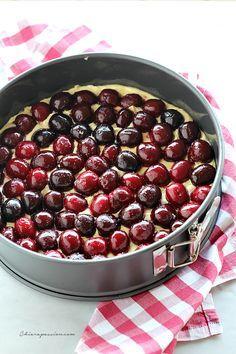 torta-morbida-con-ciliegie, cherry cake