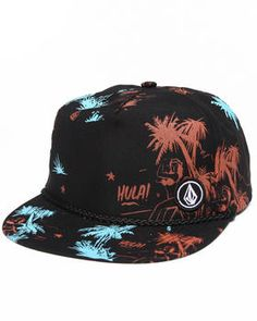 Mixed Adjustable Cap by The Skate Shop