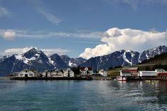 Rotsund Norway Havnnes Handelssted -Johs H. Giæver AS