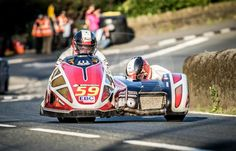 EBC Brakes sidecar racers achieve high performance. Here are some recent race reports from the Dave Holden Racing Team and Maria Costello MBE.