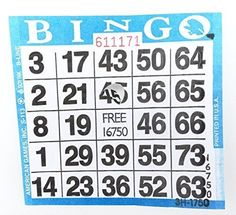 Punch-out Bingo Cards Per Pack) No need for Daubers. Push out numbers. Color may vary. 250 per pack each card is X Reusable. Bingo Set, Bingo Games, Punch Out Game, Bingo Chips, Lotto Games, Bingo Night, Family Reunion Games, Pack And Play, American Games