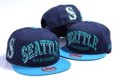 MLB Seattle Mariners Snapback Hat (1) , for sale  $5.9 - www.hatsmalls.com
