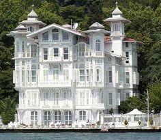 Dinçer Ahmet Afif Paşa Mansion, Istanbul
