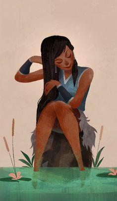 KORRA by chocosweete.deviantart.com on @deviantART