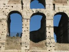 Colosseo. Detail