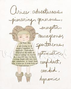 used to be me. now minus the adventurous and courageous. :(