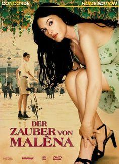 Der Zauber von Malena  2000 Italy,USA      IMDB Rating      7,4 (34.347)    Darsteller:      Monica Bellucci,      Giuseppe Sulfaro,      Luciano Federico