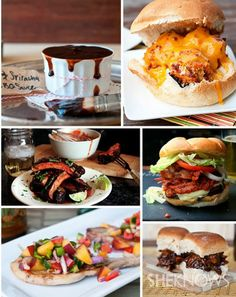 Try out these delicious treats for Father's Day.