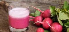 Stop A Cold Or A Flu In Its Track With This Juice - Juicing For Health juicing benefits Radish Juice Recipe, Radish Recipes, Healthy Juice Recipes, Healthy Juices, Raw Food Recipes, Healthy Drinks, Detox Juices, Juicer Recipes, Water Recipes