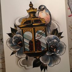 tattoo by jasmin austin