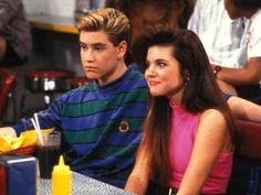 Kelly Kapowski and Zack Morris are still your dream couple. | 29 Signs You're Stuck In The '90s